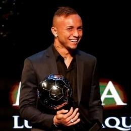 TMW - Benfica seal the deal with Gremio on EVERTON Soares