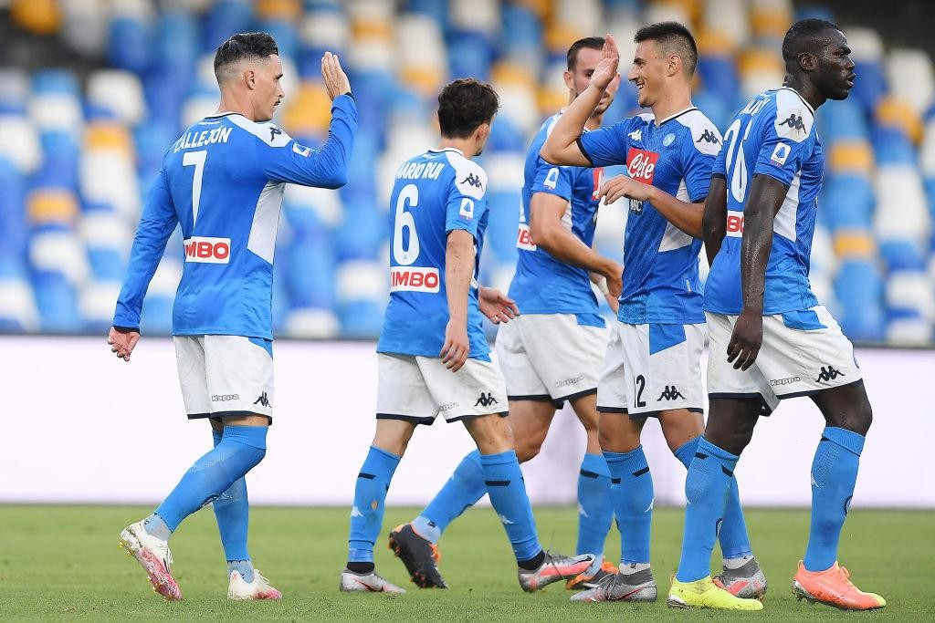 SSC Napoli Charity project to hold fifth auction