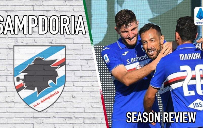 Sampdoria 2019/20 Season Review