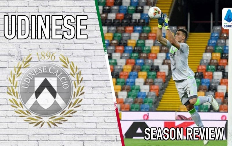 Udinese 2019/20 Season Review