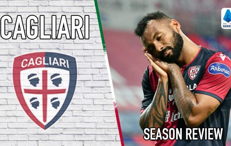 Cagliari 2019/20 Season Review