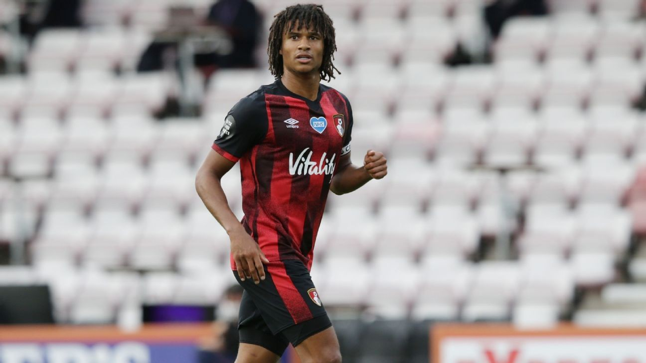 Man City sign Ake for £41m from Bournemouth