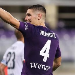 AC MILAN in touch with Fiorentina over MILENKOVIC