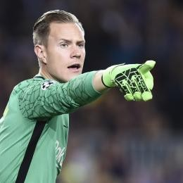 BARCELONA FC agree overall terms on TER STEGEN extension