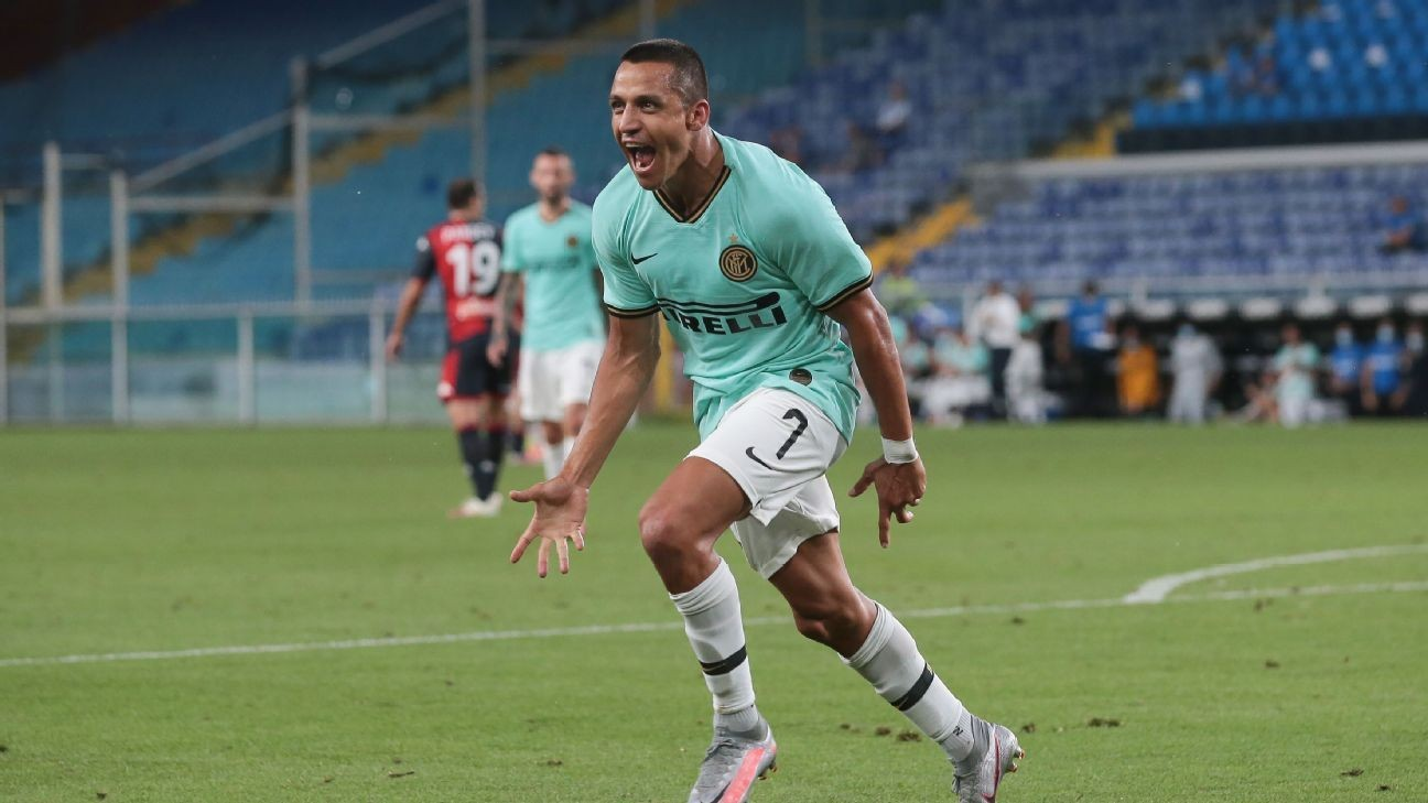 Sanchez ends Man Utd nightmare to join Inter