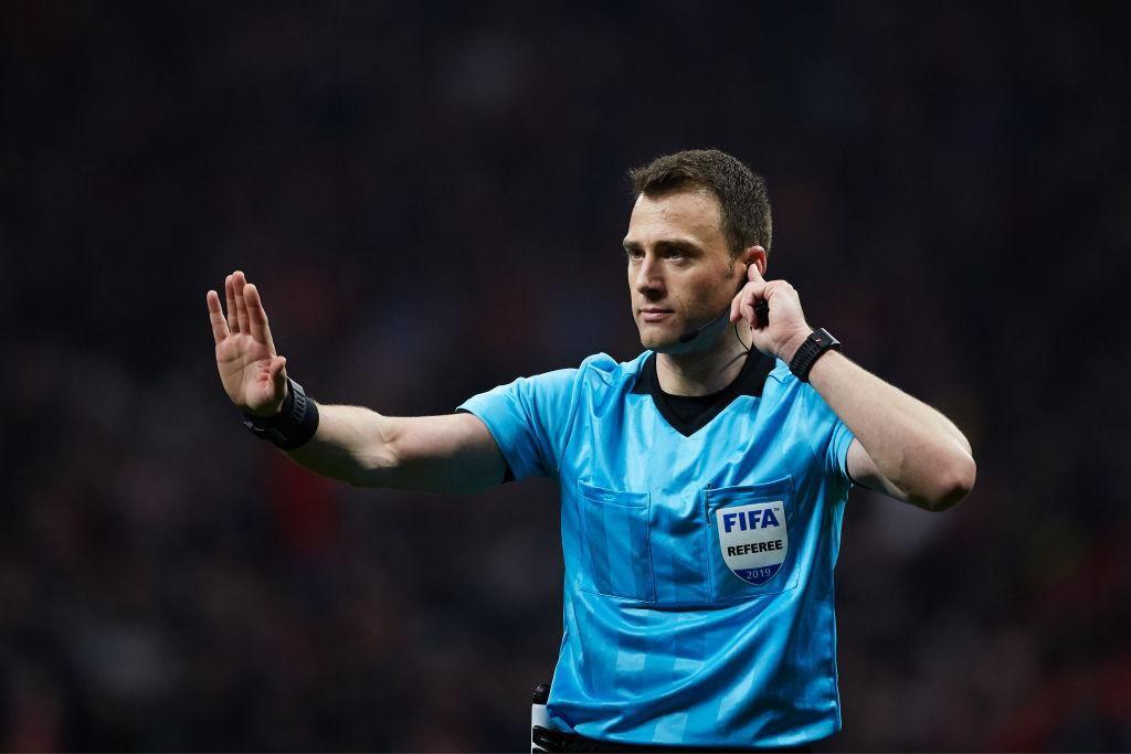 Zwayer referee for Juventus-Lyon