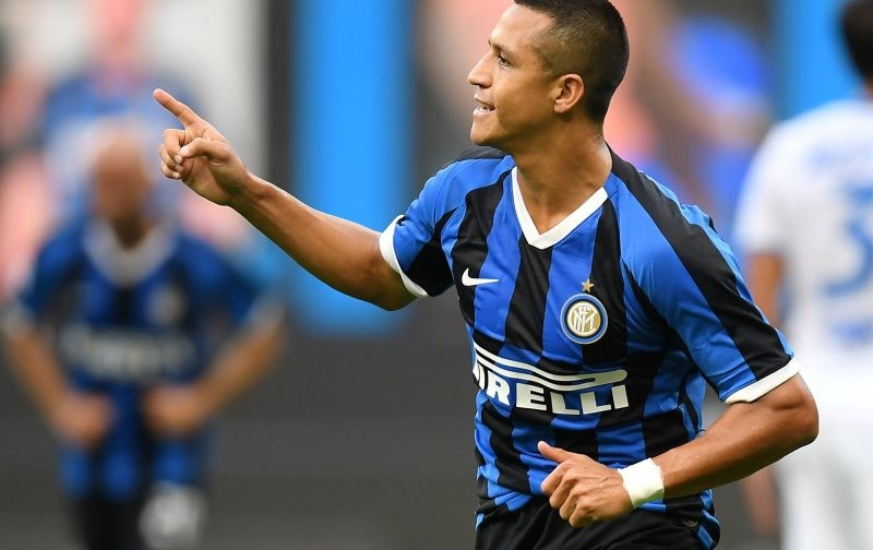 Sanchez completes permanent Inter switch from Manchester United