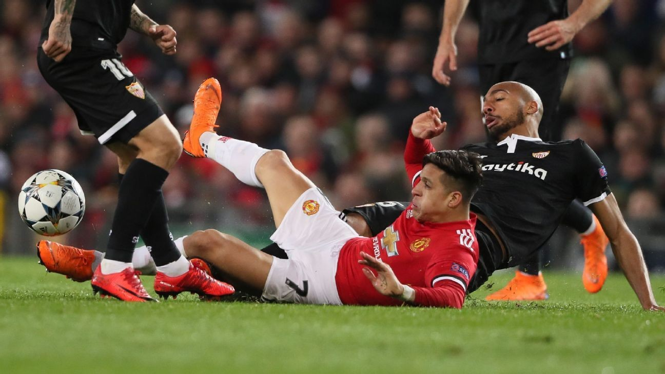 The highs and (mostly) lows of Alexis Sanchez's time at Man United