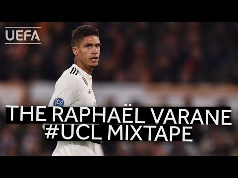 THE RAPHAËL VARANE MIXTAPE