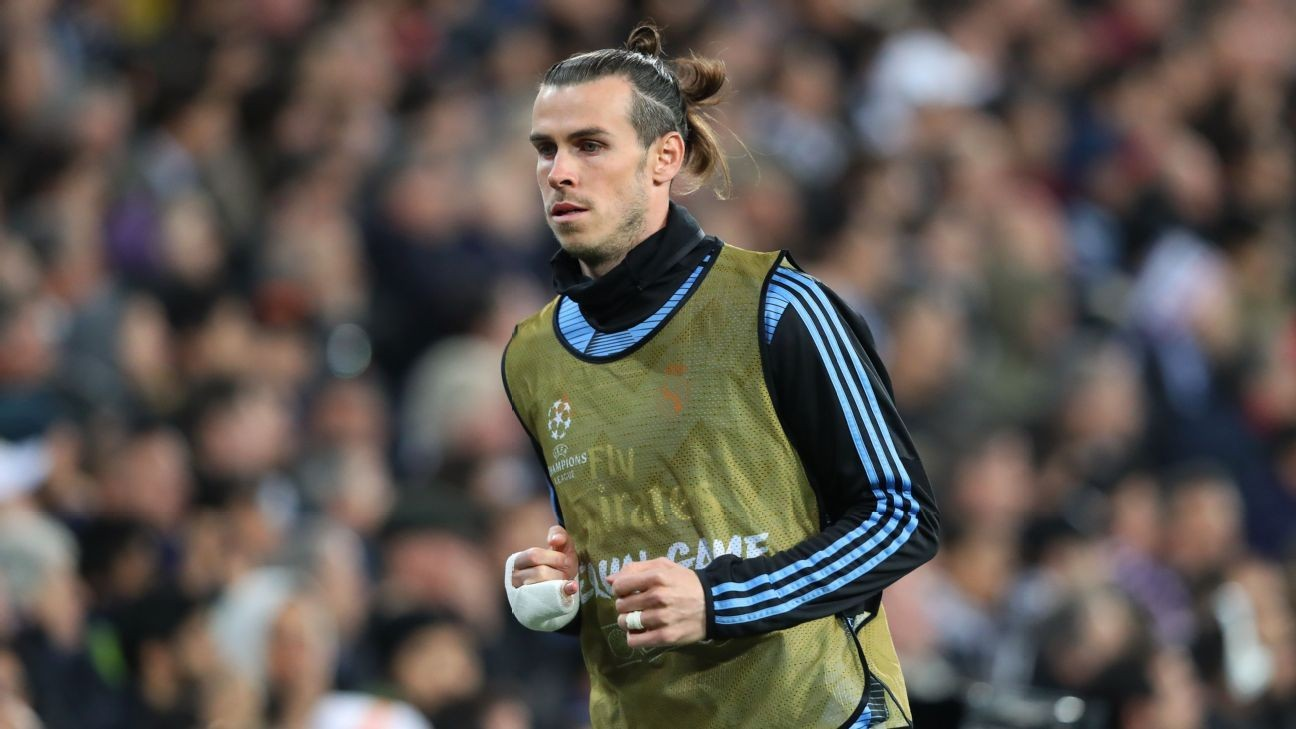 Bale didn't want to play for Real vs. City - Zidane