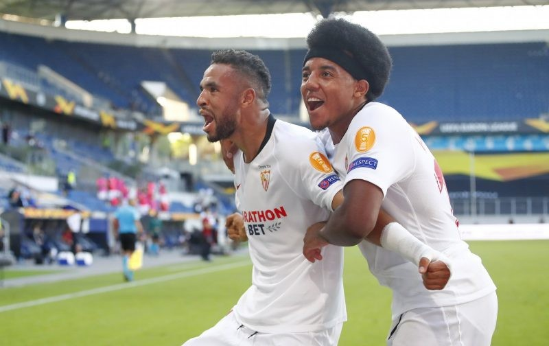 Roma's Europa League dream dies with error-strewn defeat to Sevilla