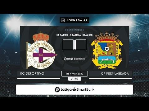 RC Deportivo - CF Fuenlabrada MD42 V2000