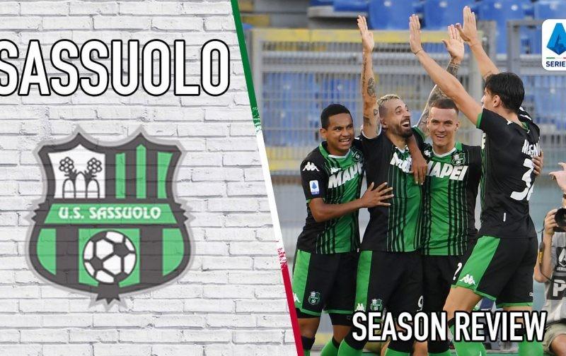 Sassuolo 2019/20 Season Review