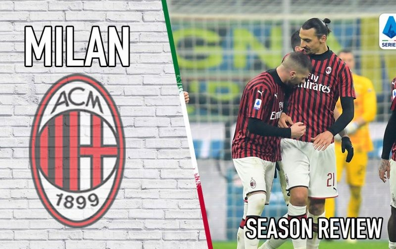 AC Milan 2019/20 Season Review
