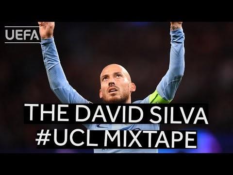 THE DAVID SILVA MIXTAPE