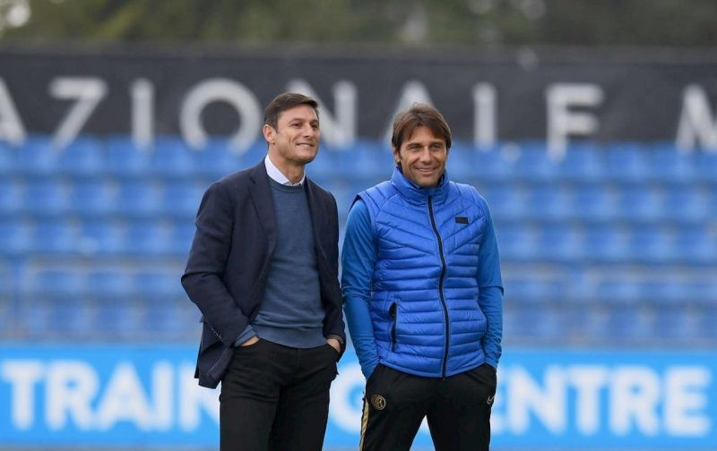 Zanetti heaps praise on Conte