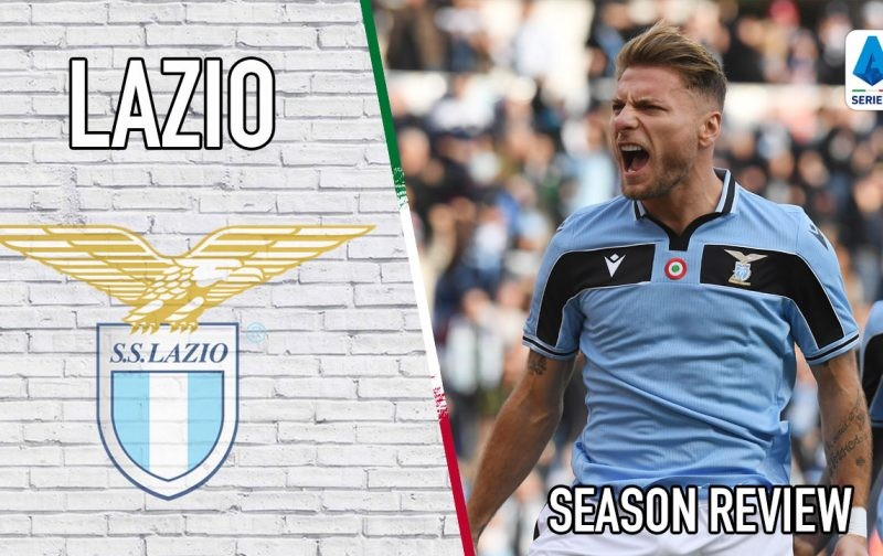 Lazio 2019/20 season review