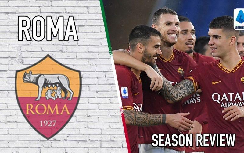 Roma 2019/20 season review