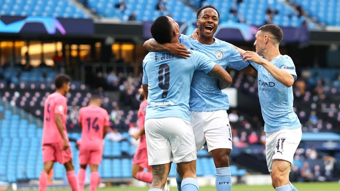 Man City oust Real Madrid to reach UCL quarterfinals