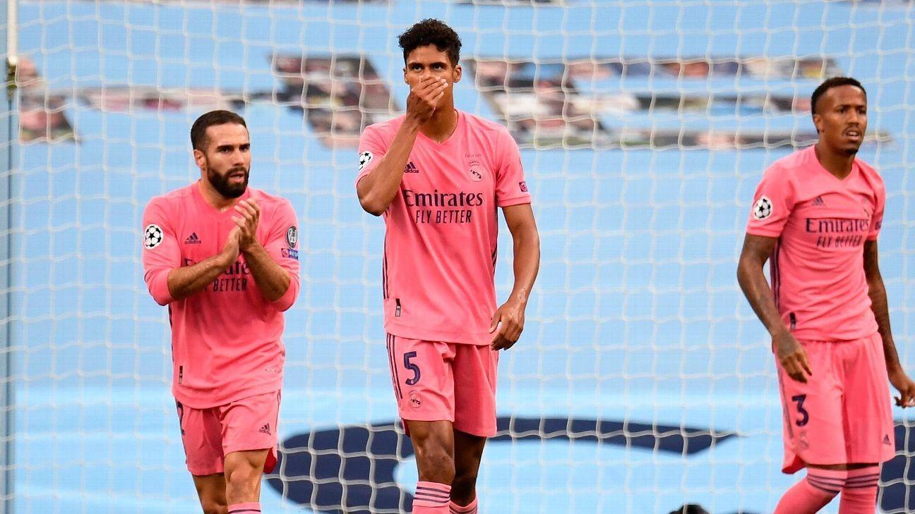 4/10 Varane dooms Madrid to Champions League exit