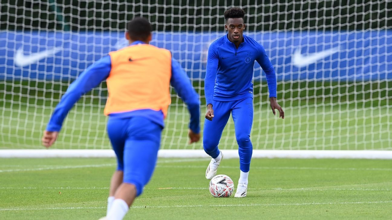Hudson-Odoi: Chelsea can't give up on CL