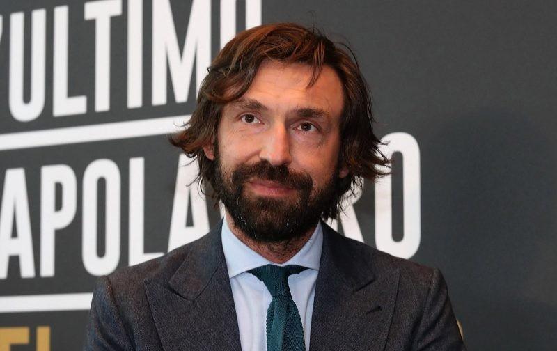 Pirlo to begin Juventus job without coaching badge