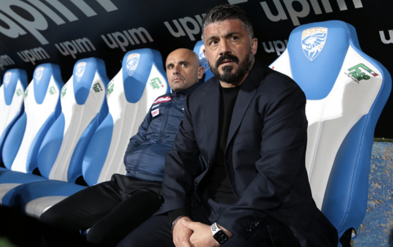 Gattuso to meet Napoli over contract extension