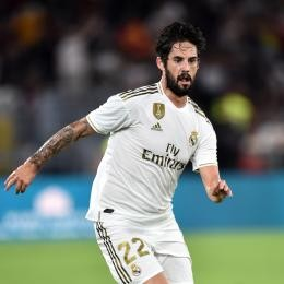 JUVENTUS new boss Pirlo planning move at ISCO