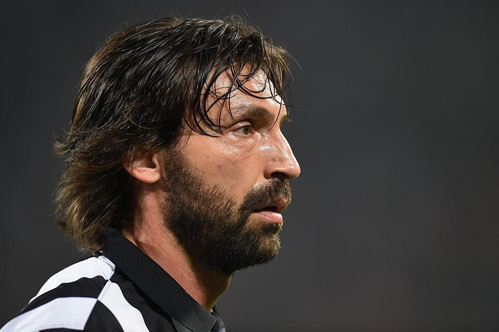 """PIRLO: """"Ready for this amazing opportunity"""""""