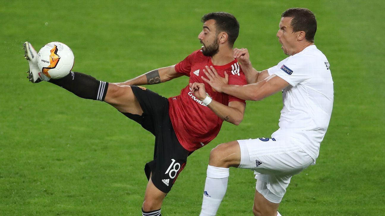Solskjaer: Germany facilities for not ideal for Utd