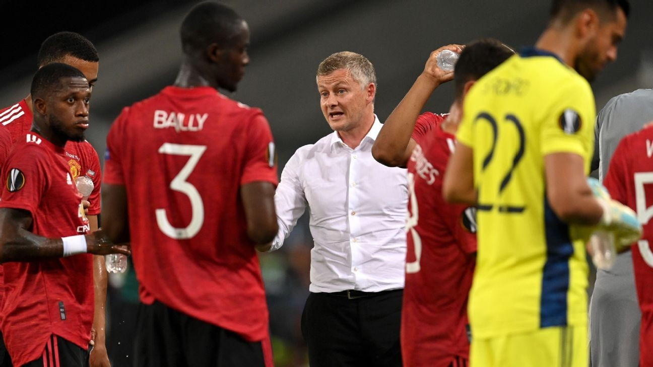 Once an afterthought, Solskjaer has Man United focused on Europa League glory
