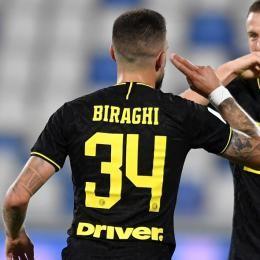 INTER MILAN keeping BIRAGHI in