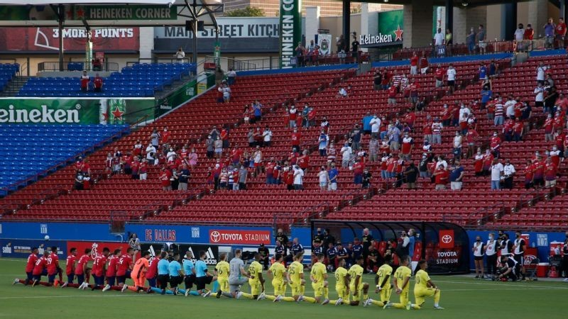 2,912 fans turn up to see Nashville beat FCD