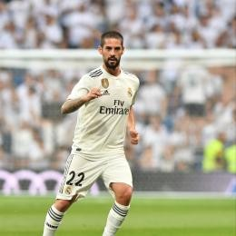 REAL MADRID playmaker ISCO wants to stay put