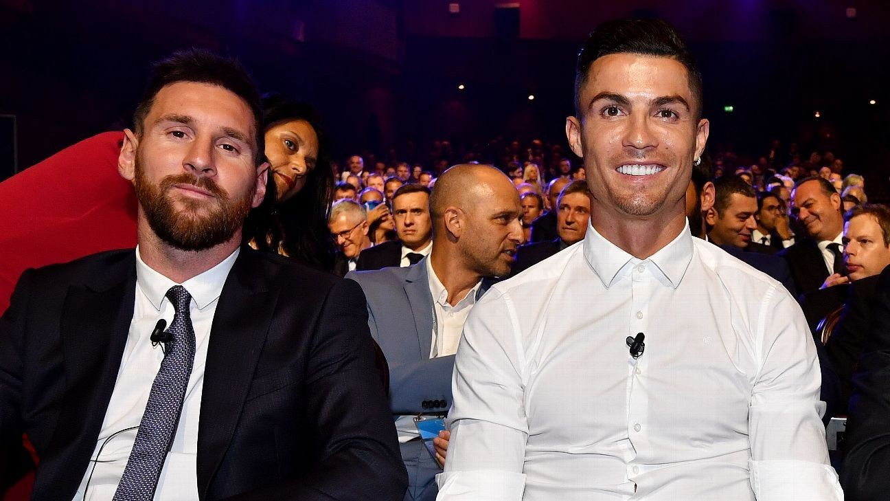 LIVE Transfer Talk: Could Ronaldo really join Messi at Barcelona?