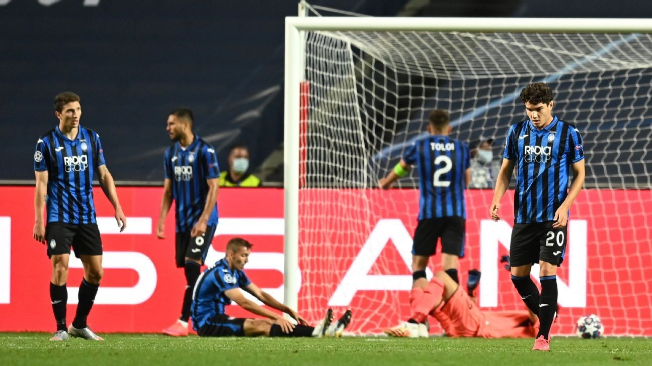 Atalanta's magic season ended against PSG, but their story's far from over