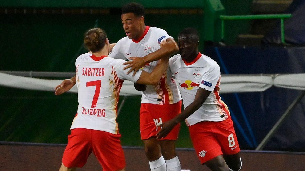 Leipzig stun Atletico in UCL quarterfinals