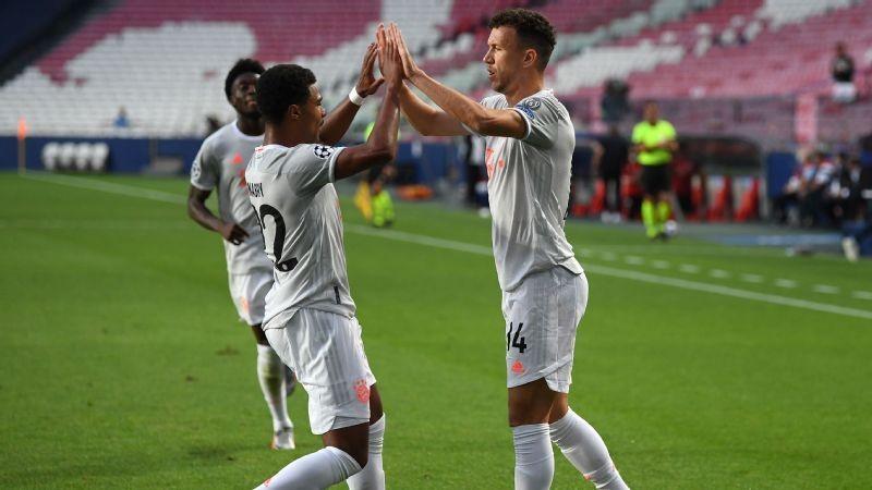 Bayern humiliate Barcelona, reach UCL semifinals