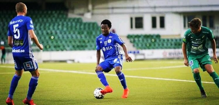 SWEDEN – Abdul Halik Hudu shines in GIF Sundsvall huge win over Ljungskile: