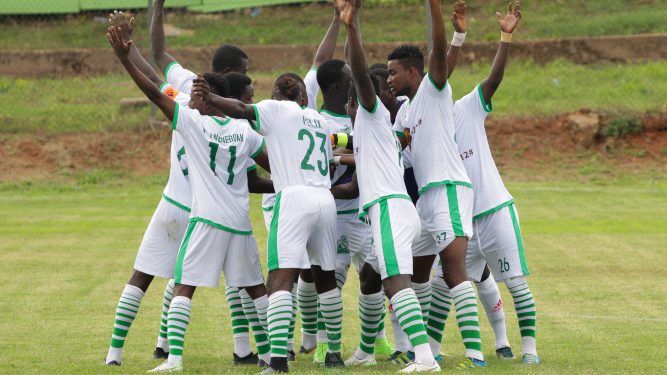 Yaw Acheampong relishes Elmina Sharks stalemate with Wa All Stars