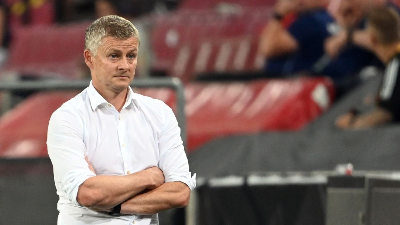 Solskjaer: Time for Man United's stars to step up