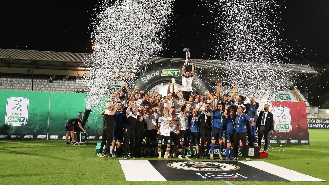 Spezia win first Serie A promotion despite loss - Ghana Latest ...