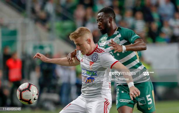 Abraham Frimpong's Ferencvárosi drawn against Djugardens in UCL preliminary stages