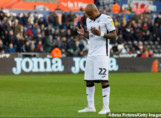 Andre Ayew pops up on the radar of French giants PSG
