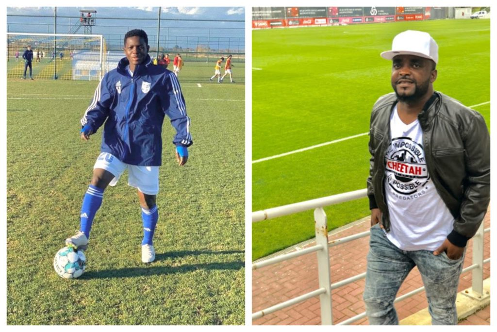 Emmanuel Bio grateful to Cheetah FC president after permanent move to BK Fremad Amager