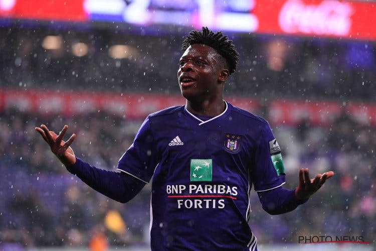 VIDEO: Jeremy Doku scores sumptuous goal for Anderlecht in KV Mechelen draw