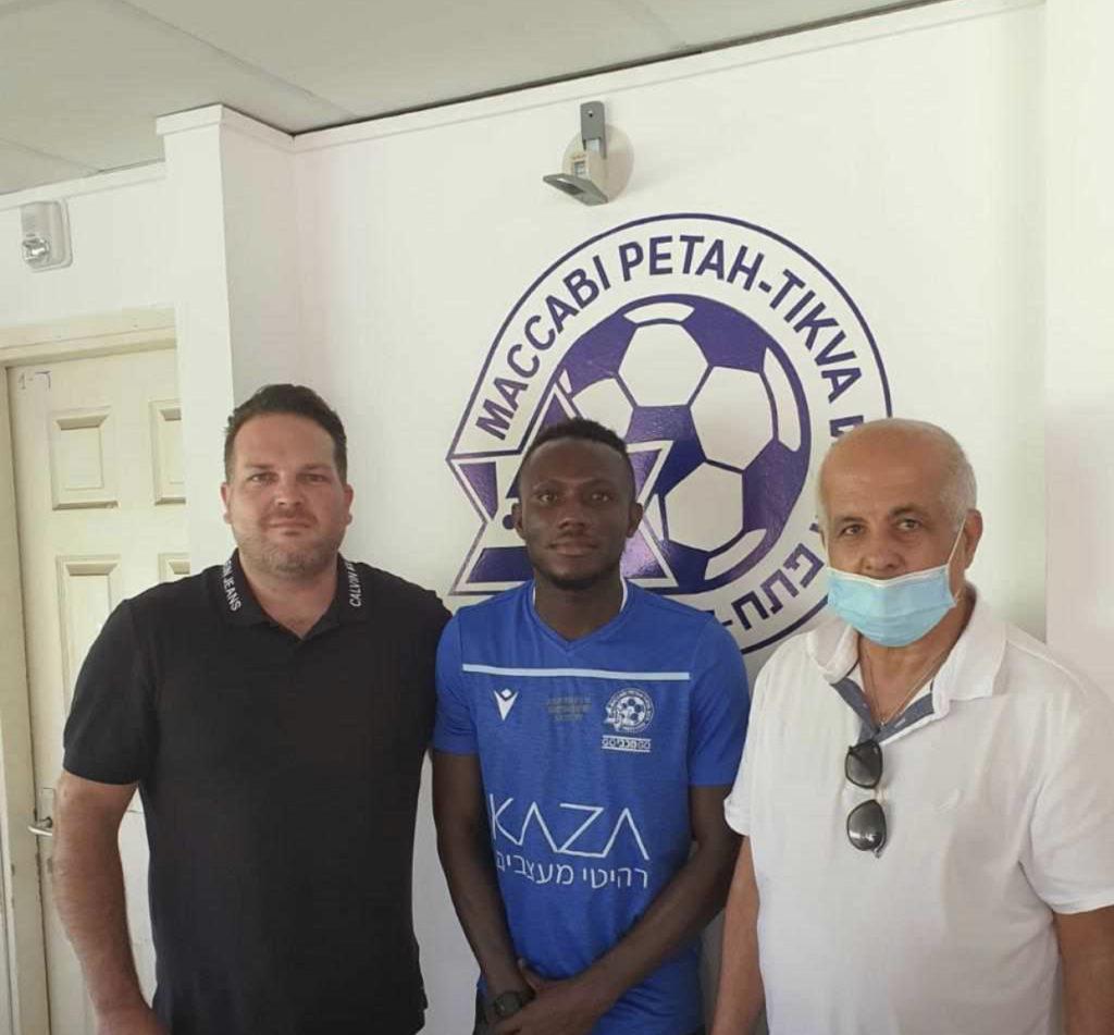 EXCLUSIVE: Ghanaian midfielder Elvis Sakyi joins Israeli side Maccabi Petah Tikva