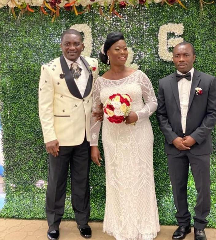 Ex-Kotoko and Hearts of Oak star Emmanuel Osei Kuffour ties the knot in the US