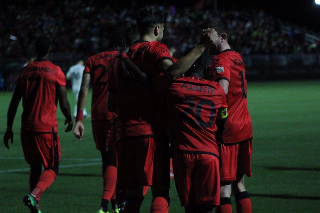 VIDEO: Solomon Asante provides two assists as Phoenix Rising secure heavy win in USL