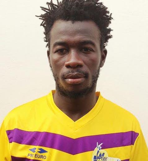 PSL duo Chippa United and Baroka FC chase Medeama midfielder Eric Kwakwa